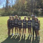 10th Place Finish For The Cross Country Girls At The State Meet