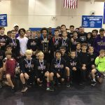 Lumpkin County Middle School Wrestlers With Another Good Finish