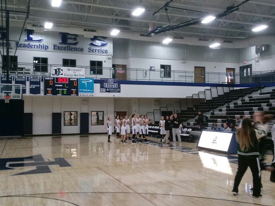 Lady Indians With Big Win In Thanksgiving Tournament