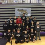 Lumpkin County Middle Wrestlers At Appalachian League Area Meet Today