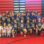 Wrestlers Take Third Place In Area Duals