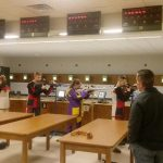 Rifle Team with First Match Win Of The Season