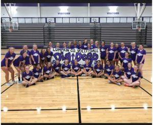 Volleyball 2018-2019 School Year
