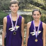 Lumpkin Middle Cross Country With Great Finish At League Championship