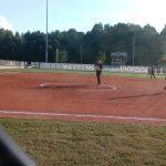Lumpkin Softball Vs East Hall In Region Tournament