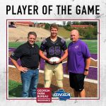 Lumpkin County Farm Bureau Player Of Game 6