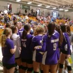 Lumpkin County Volleyball On To State Playoffs