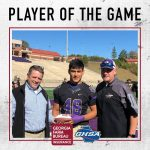 Lumpkin County Farm Bureau Player Of Game 9