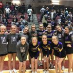 Lumpkin Competition Cheer At Regionals