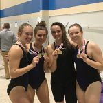 Lumpkin Swim Team Competed At Riverside Military Academy Today