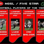 North Georgia Sports Link Names Fooball Players Of The Year