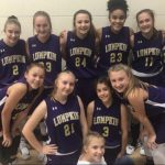 Eighth Grade Ladies Undefeated Season