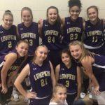 Eighth Grade Ladies Undefeated Season