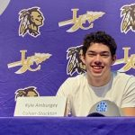 Kyle Amburgey Signs With Culver-Stockton