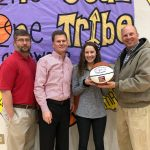 Lumpkin County Lady Indian Player Of The Week Clara White