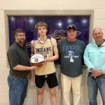 Lumpkin County Indian Player Of The Week Peyton Polk