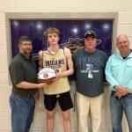 Lumpkin County Indian Player Of The Week Peyton Polk