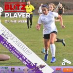 Kenney Named Blitz Player of the Week