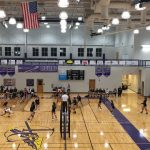 Indian Volleyball With A Sweep In Their First Home Match