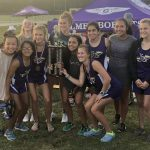 Lumpkin Cross Country At The Gilmer County Invitational