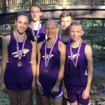 Lumpkin Middle School Cross Country At Mountain League Championships Today