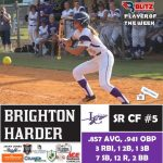 Lumpkin County Brighton Harder Is The Blitz Player of the Week