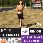 Kyle Trammell Lumpkin County Named Co-Runner Of The Week