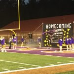 Homecoming Game For The Indians