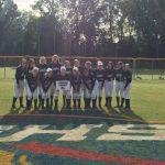 Lumpkin Softball Vs Ringgold At State Tournament