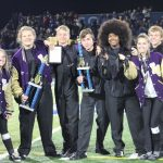 Lumpkin County Band of Gold Bring Home The Gold
