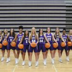 Girls Basketball 2019-2020 School Year