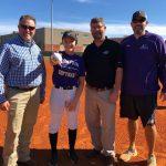 Lumpkin County Softball Lady Indians Farm Bureau Player of Week 11 Lauren English