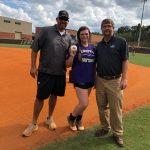 Lumpkin County Softball Lady Indians Farm Bureau Player of  Week 9 Alyssa Pulley