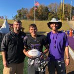 Lumpkin Counties Trey Wilkes Named Farm Bureau Player of The Game.
