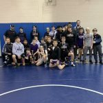 Wrestlers at King Of The Mountain