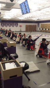 Rifle Team 2019-2020 School Year