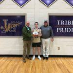 Farm Bureau Lumpkin County Indians Player of the Week Gus Faulkner