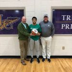 Farm Bureau Lumpkin County Indians Player of the Week Patrick Jackson