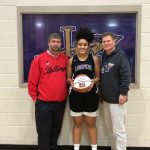 Farm Bureau Lady Indians Player of the Week Kate Jackson