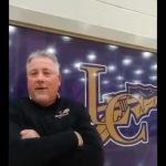 Lumpkin Men Celebrate Coach Steele's Retirement Announcement With Big Win
