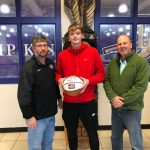 Farm Bureau Lumpkin County Indians Player of the Week Peyton Polk