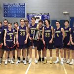 Lumpkin Middle School Boys Basketball Mountain League Runner-Up