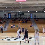 Lumpkin County Lady Basketball First Round Region Tournament