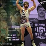 Blitz Sports Wrestler Of The Year Lumpkin Counties Nolan Wheeler