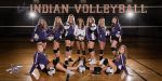 Lumpkin Volleyball With A Sweep Tuesday Evening