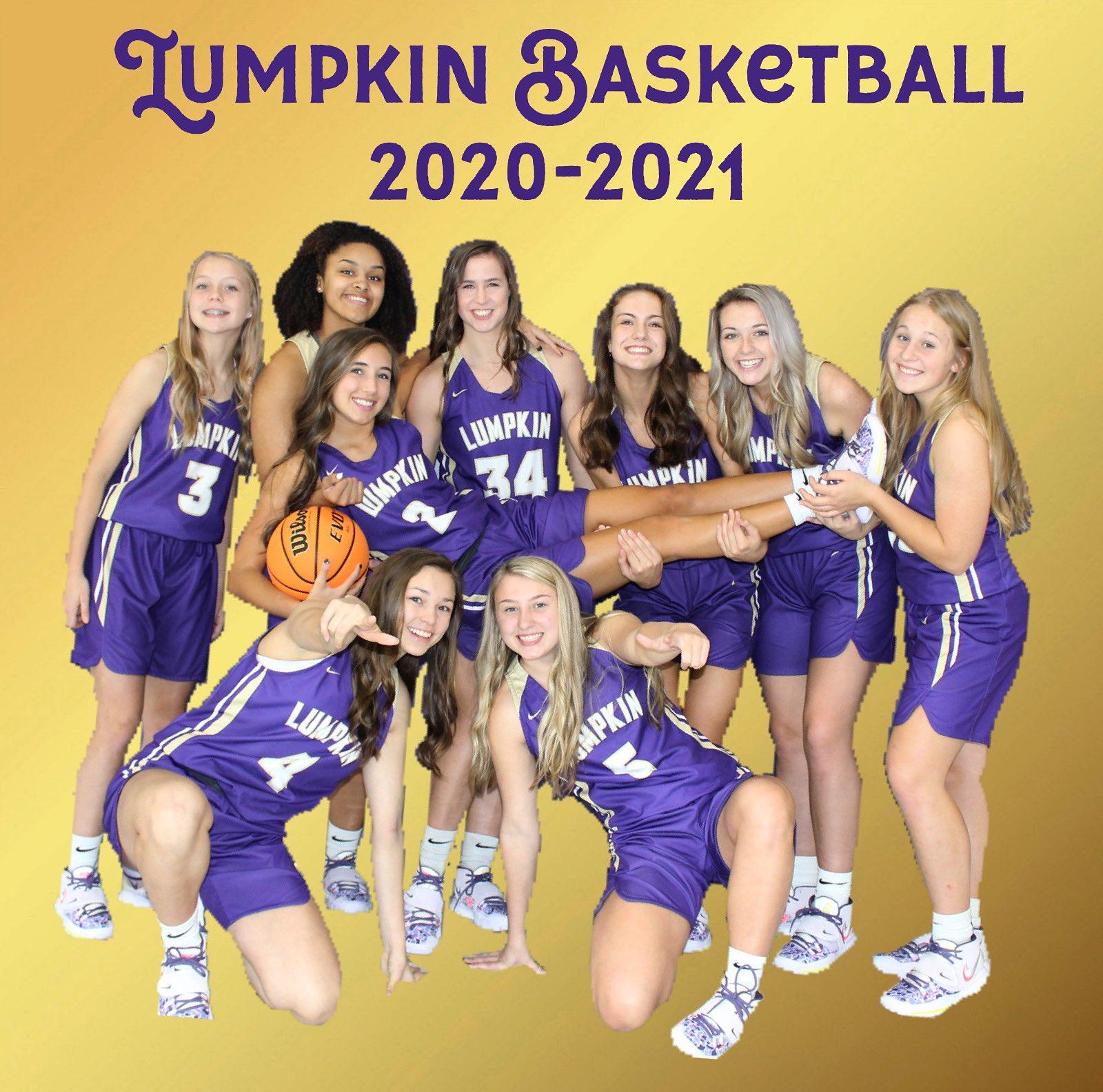 Girls Basketball 2020-2021 School Year