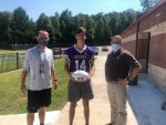 Lumpkin County Farm Bureau's First Player of the Game For 2020