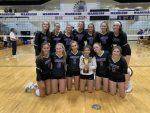 Region 7 AAA Volleyball Champions Lumpkin County Ladies