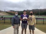 Lumpkin County Farm Bureau's Player of the Game With White County