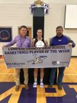 VanKeith Insurance is proud to honor Makenzie Caldwell as Lumpkin County Lady Indian Player of the Week